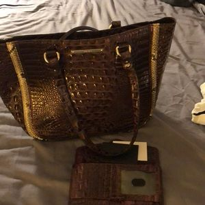 Brahmin Bags - Brahmin handbag and wallet